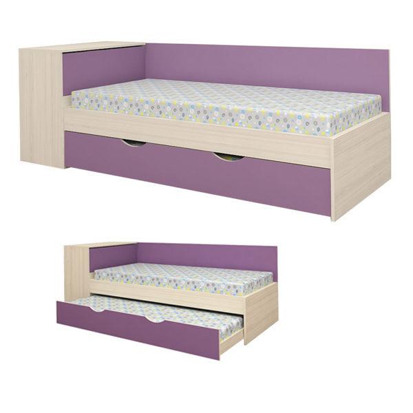 af23f258f29 Παιδικό Διπλό Κρεβάτι με Στρώματα 12-32-222 – Grammi Deco